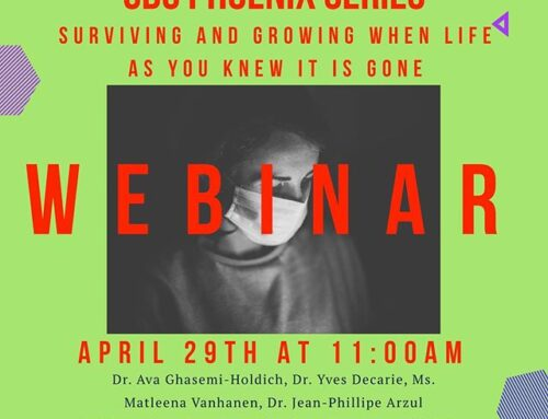 CBC Dubai – Phoenix Series Webinar – Surviving and growing when life as you knew it is gone